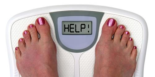 体重ヘルプ