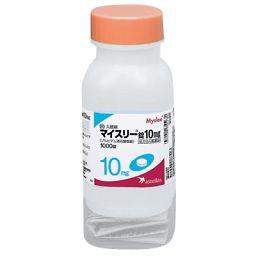 マイスリー錠10mg瓶(出典:QLife Pro)