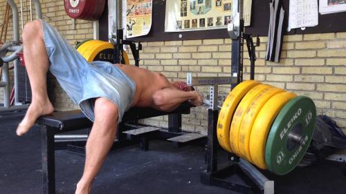 限界トレーニング