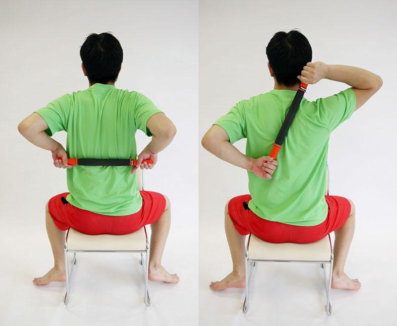 肩への使用例