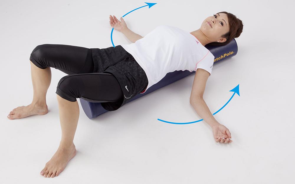胸開き運動