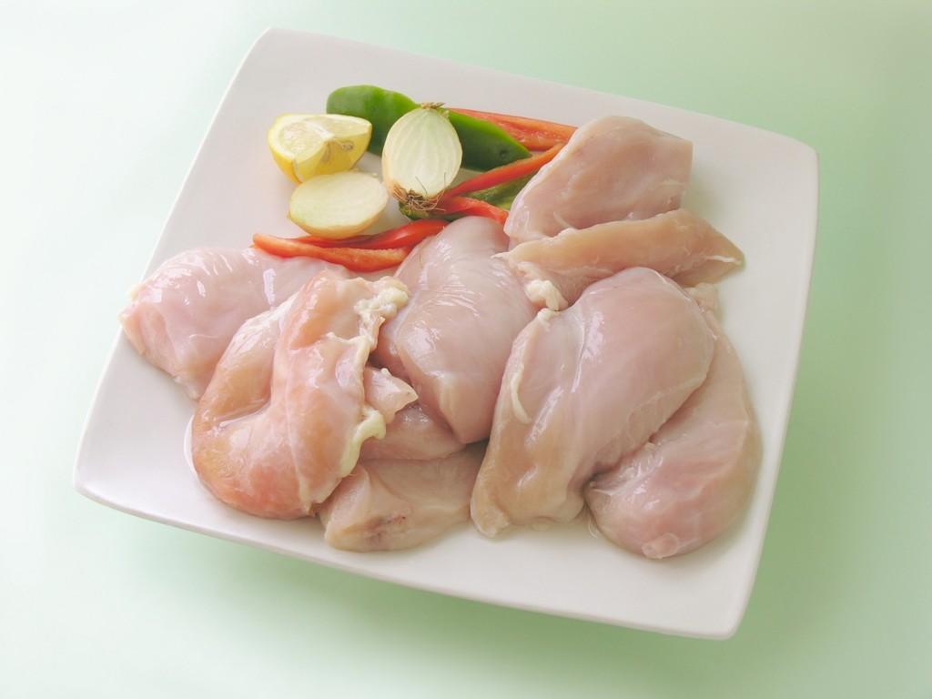 chicken brest meat fillets