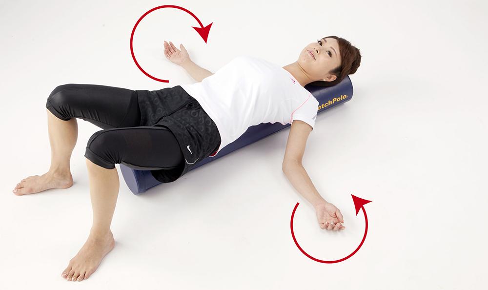床磨き運動