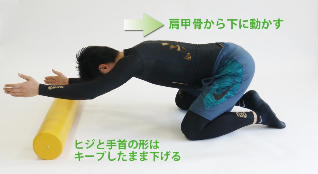 肩甲骨下垂