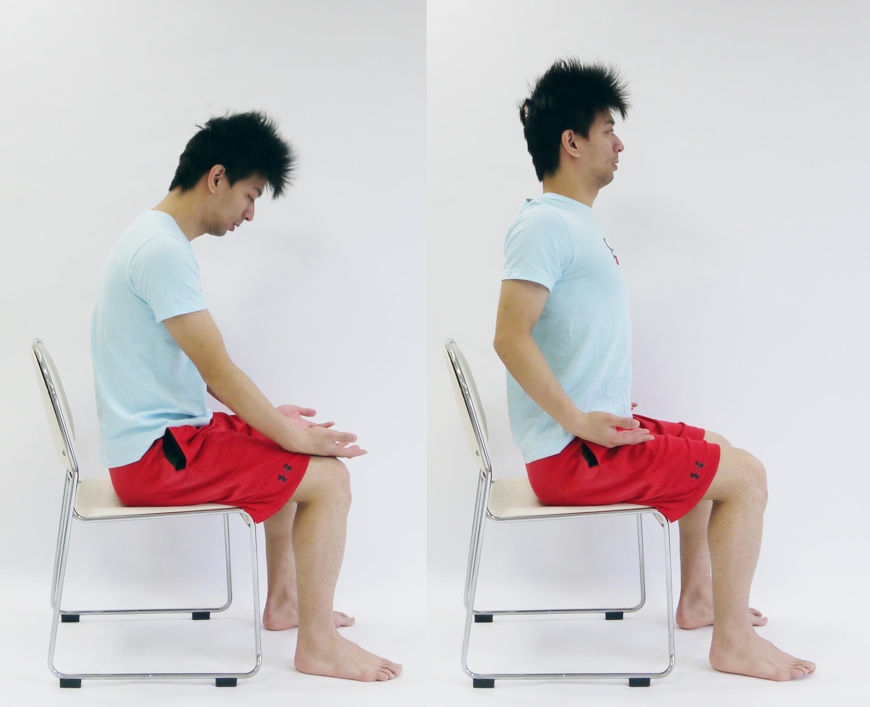 胸おこしローイング運動1