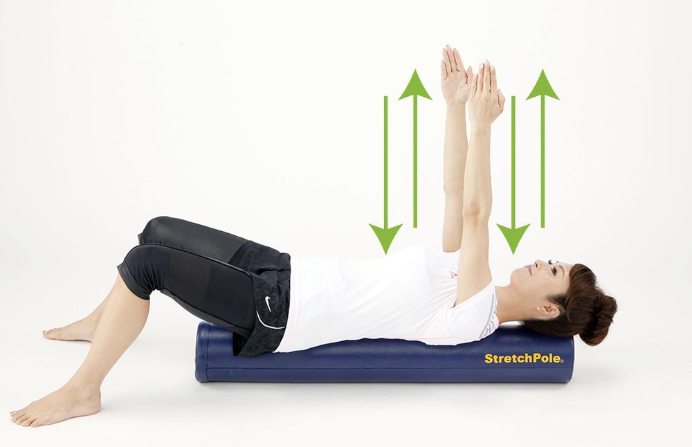 肩甲骨の運動