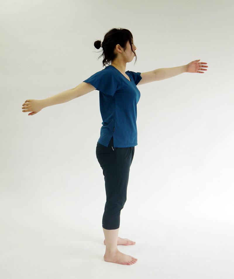 腕振り運動