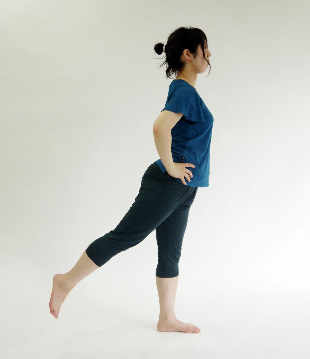 足振り運動
