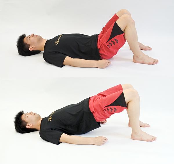 鍛える を の おしり 筋肉