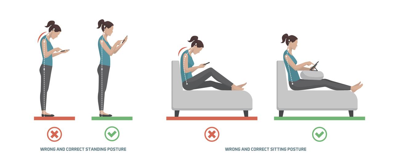 Smartphone ergonomics